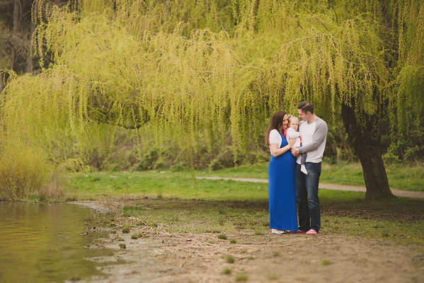 Shannon & Mike {Maternity}