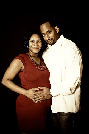 Taneka Maternity Session