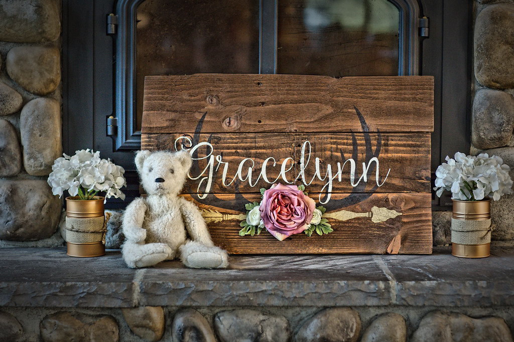 Sign for Gracelynn