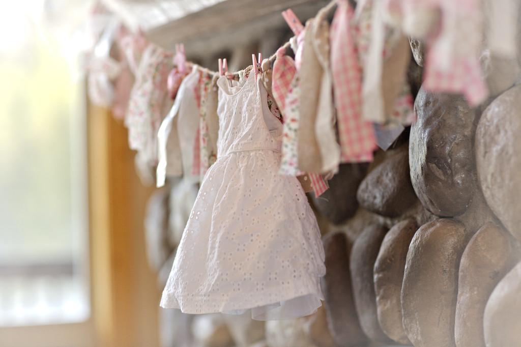 Gracelynn's clothes line