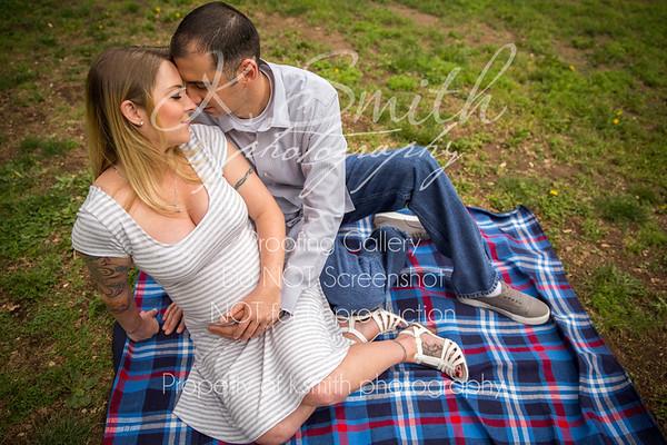 Tiffany + Pete | Fair Oaks Maternity Session | April 2014