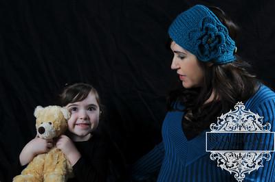 Veronica & Natalie Maternity
