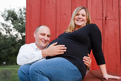 Susan and Mitch maternity