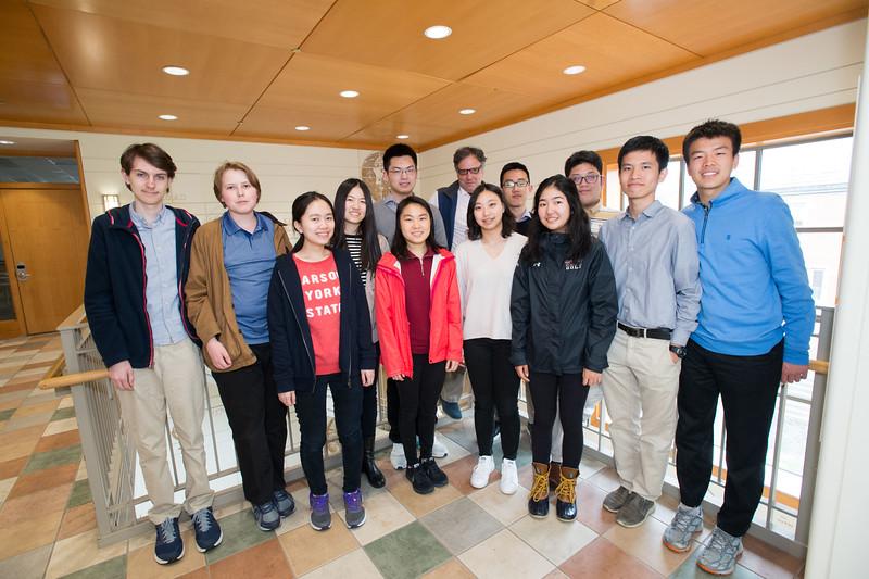 Taft Math Team 2018