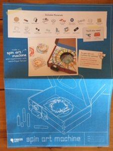KiwiCo Tinker Crate directions