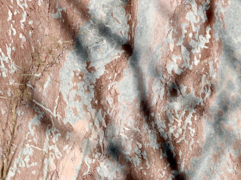 Ombres sur marbre