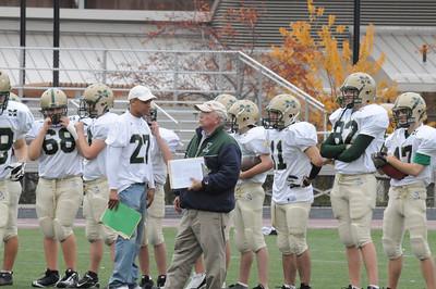 2008-11-07 Matignon High School Football