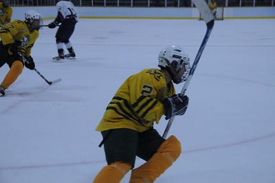 2008-12-13 Matignon High School Boys Hockey