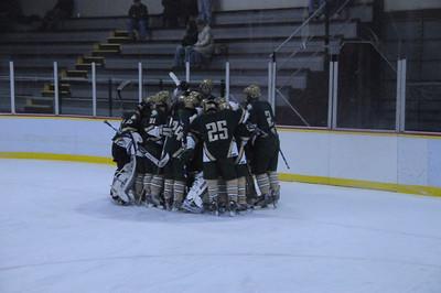 2009-01-07 Matignon High School Boys Hockey