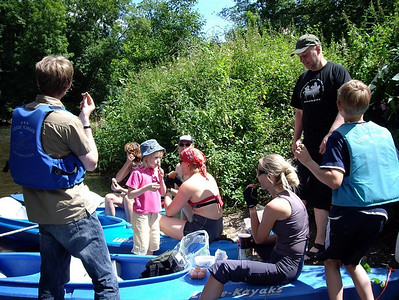LES Lesse'i jõel 22.07.07