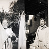 Obaasan and Ojiisan (Dad's mother and father)