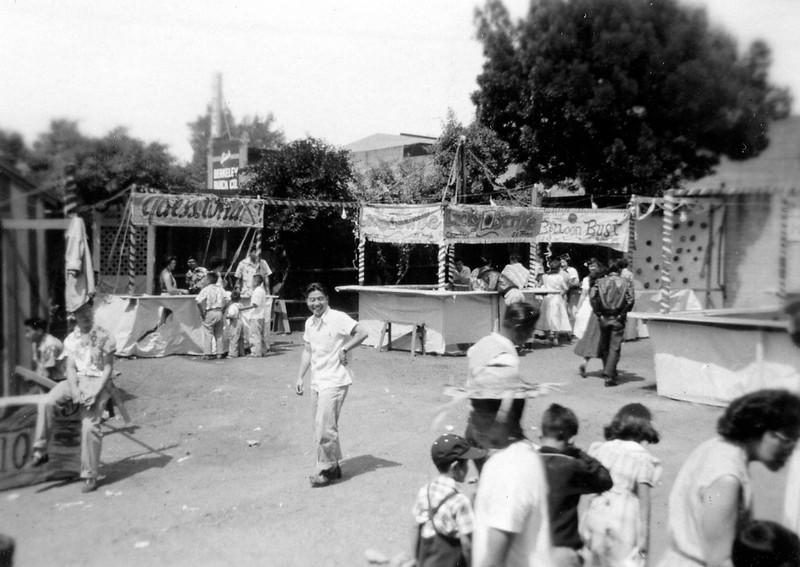 1 - Japanese church bazaar in Reedley