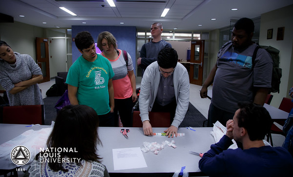 Mats for the Homeless | February 27, 2017 | Chicago Campus