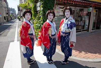 Sanja Matsuri in Asakusa