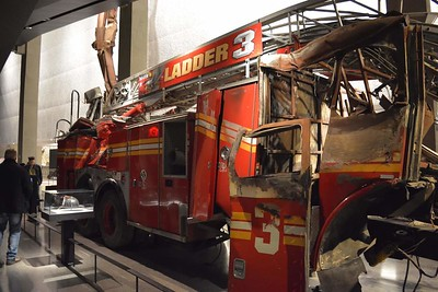 Museum Shoot - 9/11 Memorial Museum, Manhattan, NY - 1/10/17