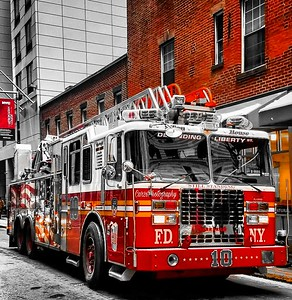 "Apparauts Shoot - FDNY ""TEN HOUSE"", Manhattan, NY - 1/10/17"