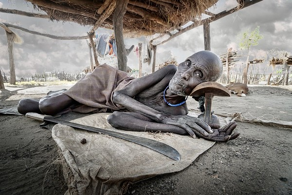 Chief Bono, Hamer Tribe, Ethiopia.