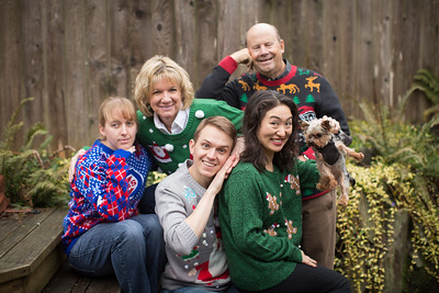 Matt Langston Family