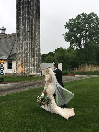 Matt & Melissa's Wedding 5-27-18