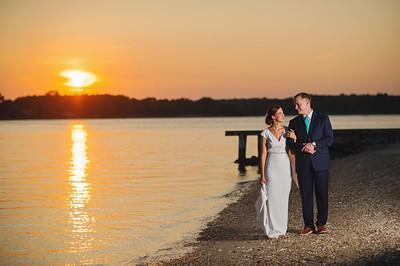 Matt and Christina Barnes Wedding Photos