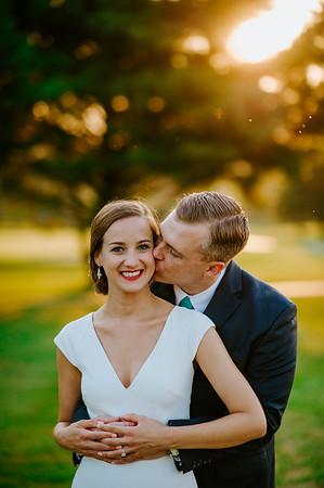 Matt and Christina Barnes Wedding Reception Photos