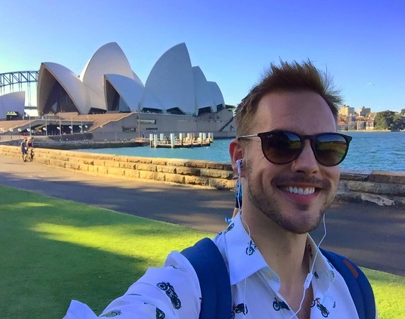 Matt selfies and portraits