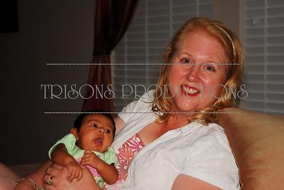 Matt - Denise and Karina - visit to McKinney, TX 06-20 -thru- 06-22-11