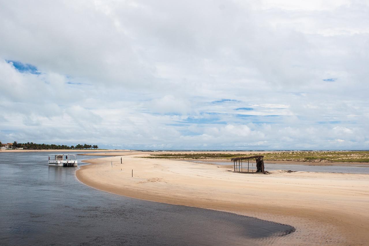 Barra do Cunhau