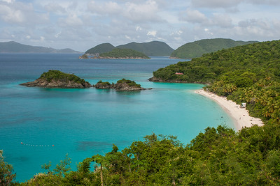Iconic Trunk Bay
