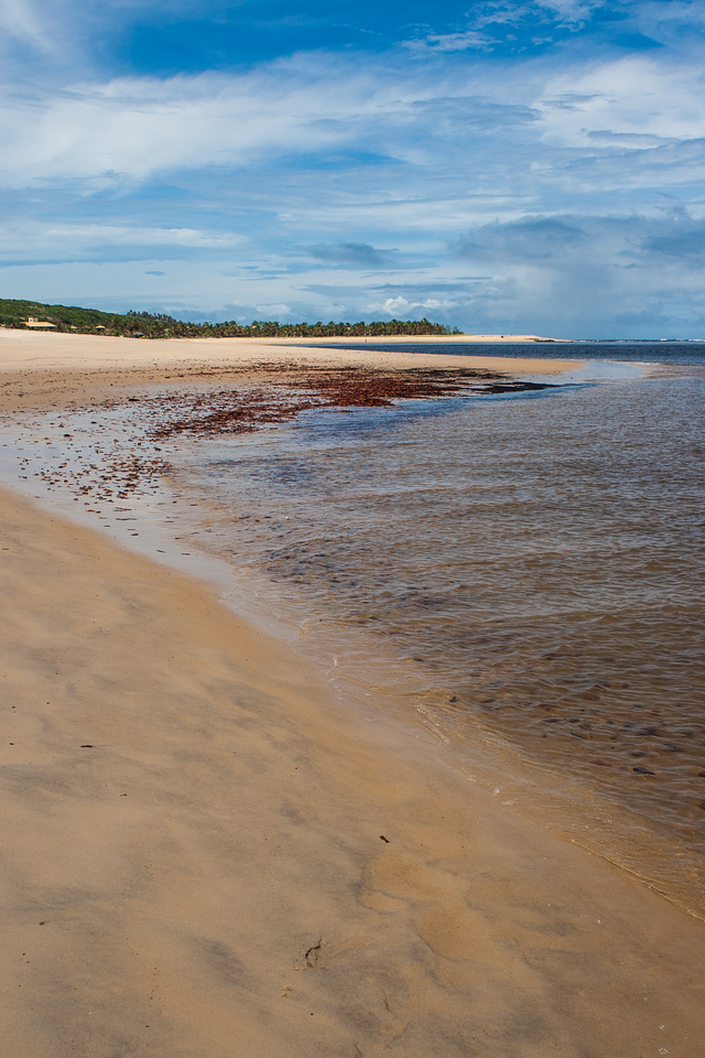 Barra do Cunhau