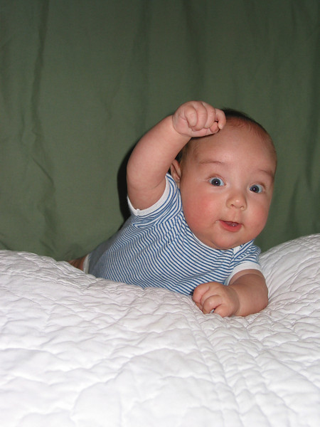 This is the best baby photo ever taken!