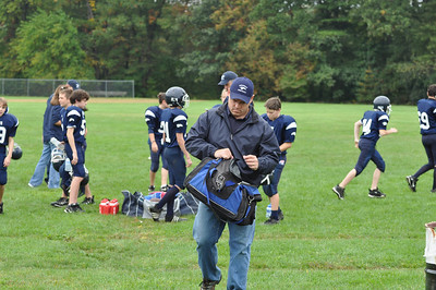 2009.10.04 Colts B-Team vs NA