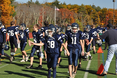 2009.10.25 Colts B-Team vs Easton
