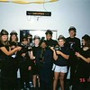 Throwack to my 12th birthday party from several decades ago, also at a laser tag place.  I am the one on the left.