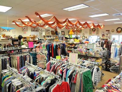 Store view from children's corner