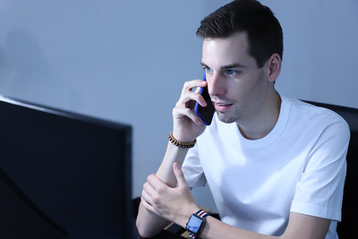 Matthieu Dalvy - Entrepreneur