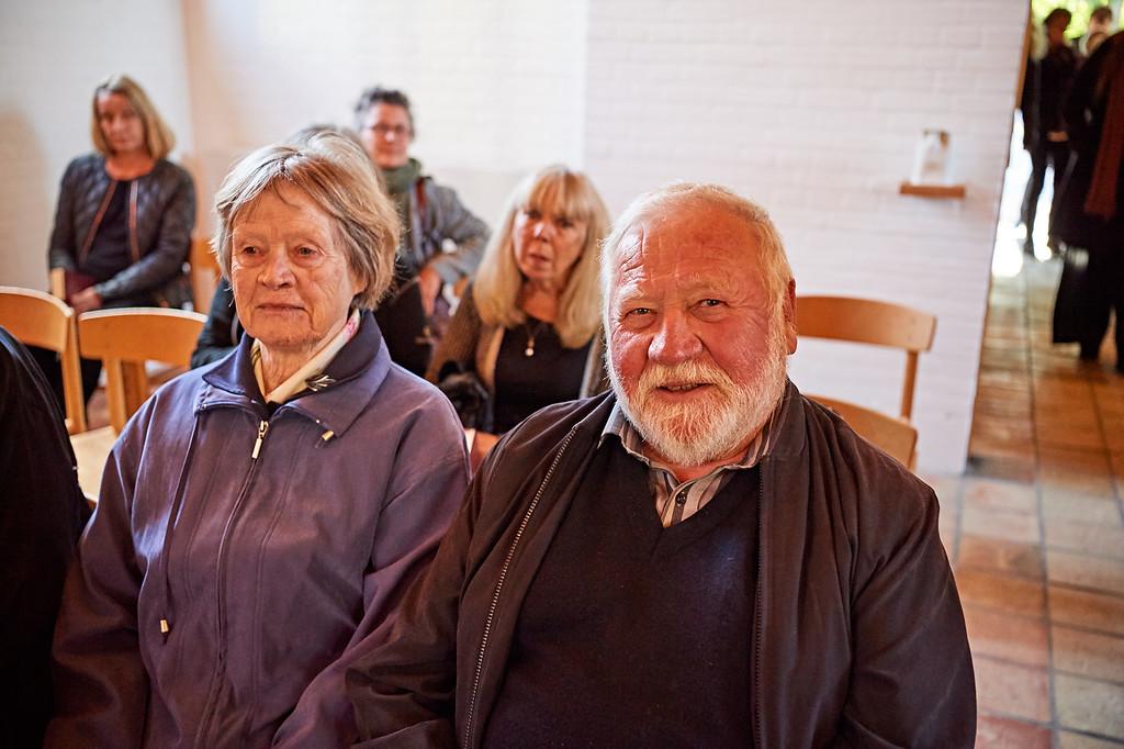 ERIK DANIEL VAR SAMMEN MED MATTHIS MED TIL AT BYGGE KLUBHUSET - HER SAMMEN MED FRUEN