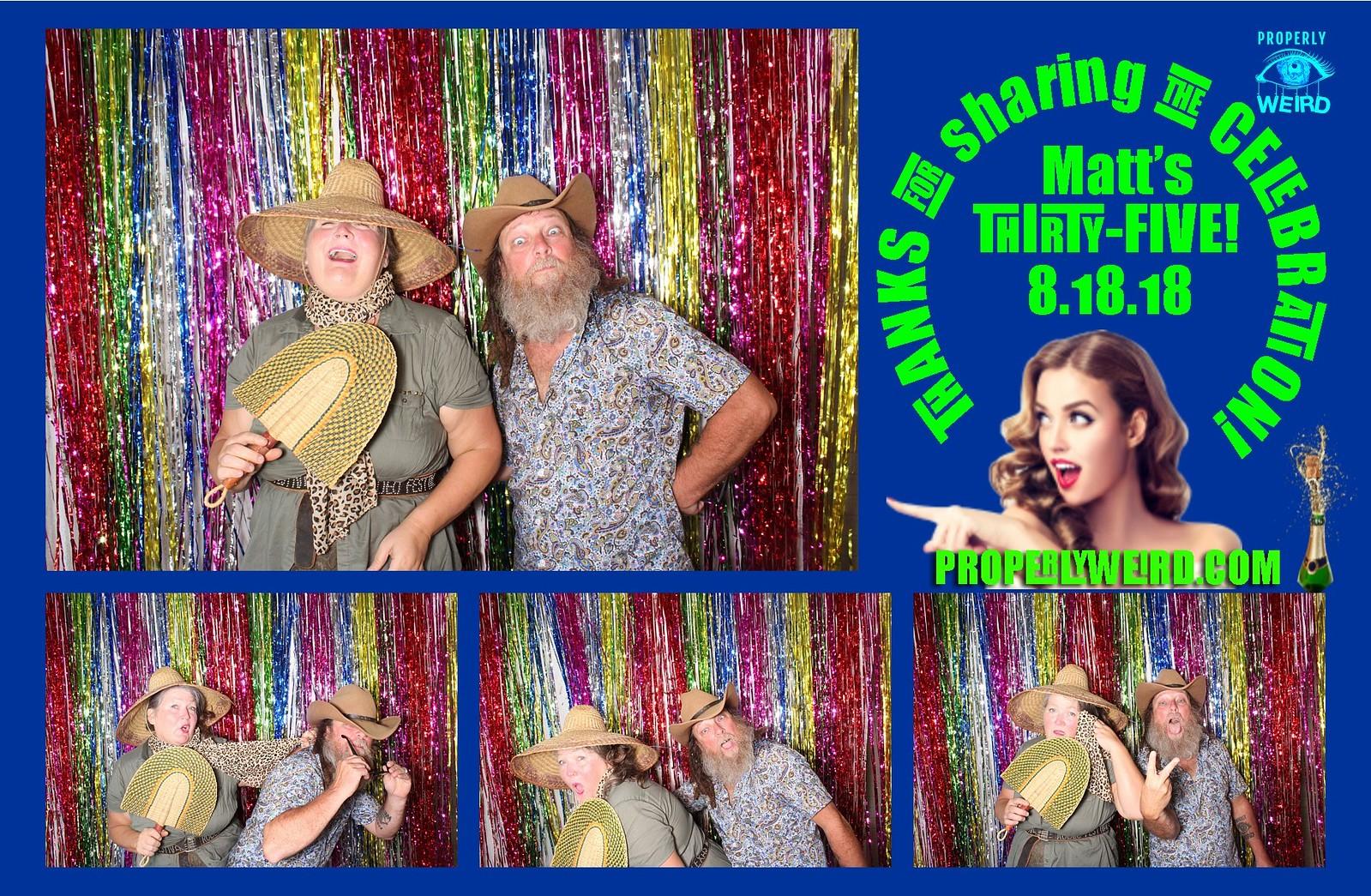 atlanta birthday photo booth