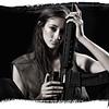 Bad Ass Girls With Guns: Nevsha