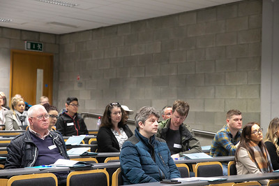 Pictured at Waterford Institute of Technology a the Mature Student Taster Day. Picture: Patrick Browne