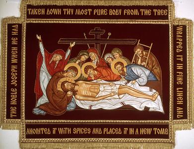 Holy Shroud, 1998