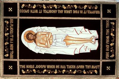 Holy Shroud, 2003