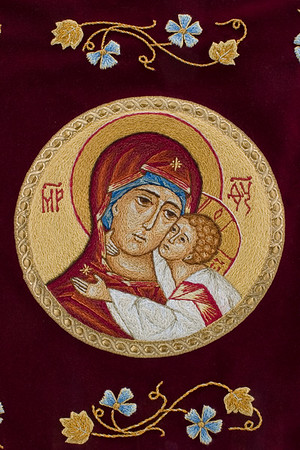 Banner of the Theotokos, 2006
