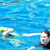 Ruth & Josh snorkeling