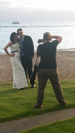 More wedding day photo shoot