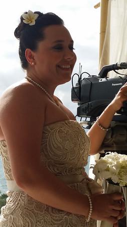 Bridesmaid Anna