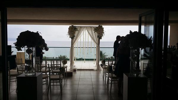 Wedding walkway