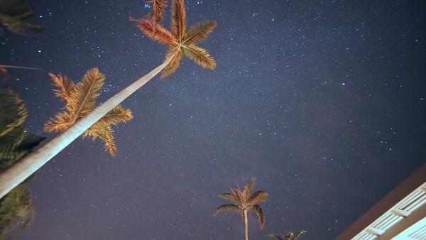 Time Lapse Jan 22-23 2017 Maui