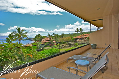 This is Makena Surf C201. Makena Real Estate and Makena Condos including Makena Surf in South Maui are viewed best at VWonMaui