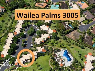 Wailea Palms 3005